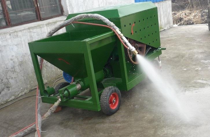 Оборудование для производства плитки — Распылители