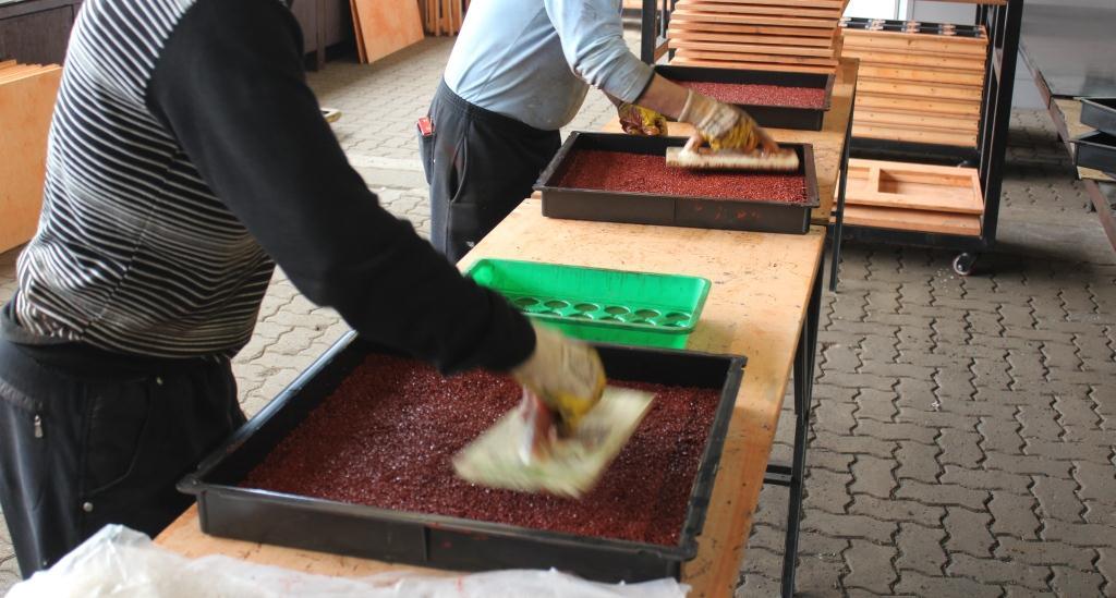Оборудование для производства плитки — Линии для производства плитки